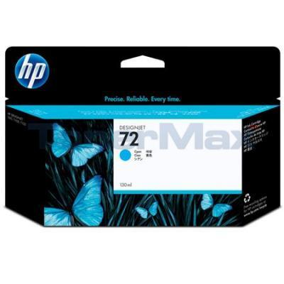 HP NO 72 INK CYAN 130ML